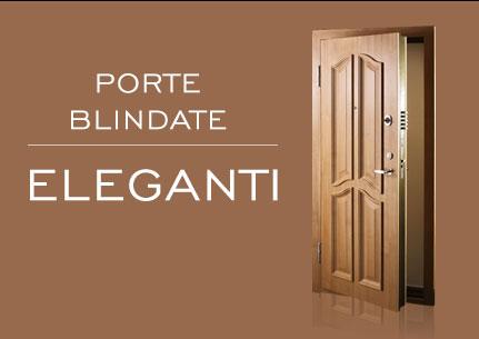 Porte blindate eleganti