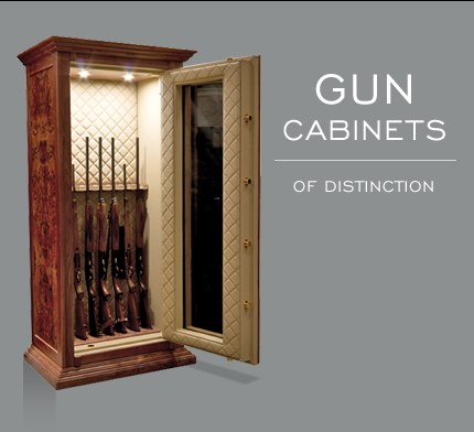 Gun Cabinets of distinction