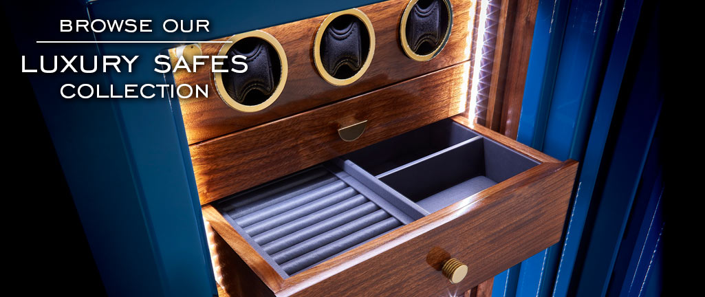 Browse our Luxury Safes Collection